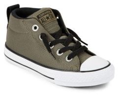 Converse Kid's Casual Mid-Cut Sneakers