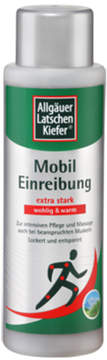 Mobil Warming Muscle Rub by Allgauer (250ml Salve)