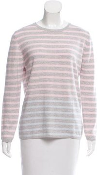 Chinti and Parker Cashmere Striped Sweater