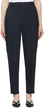 3.1 Phillip Lim Navy Tailored Trousers