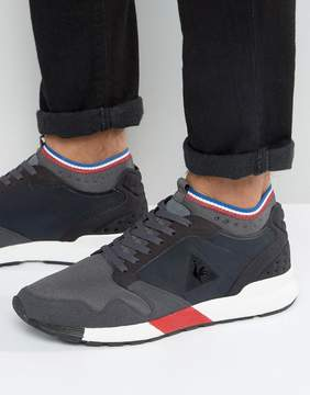 Le Coq Sportif Omicron Sneakers In Black 1710149