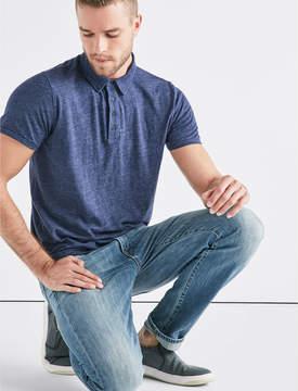 Lucky Brand Linen Polo