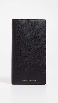 WANT Les Essentiels Slim Vertical Wallet