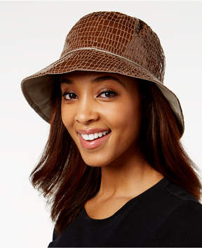 Nine West Reversible Rain Hat