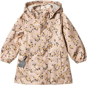 Mini A Ture Rose Dust Wilja Jacket