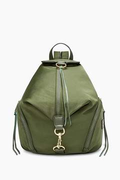 Rebecca Minkoff Julian Nylon Backpack - NATURAL - STYLE