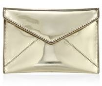 Rebecca Minkoff Leo Metallic PVC Envelope Clutch
