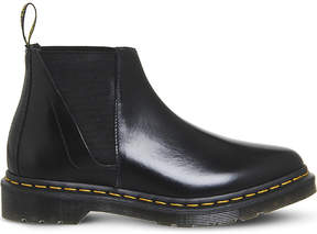 Office Bianca low-top leather chelsea boots