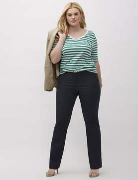 Lane Bryant Sophie refined denim bootcut pant