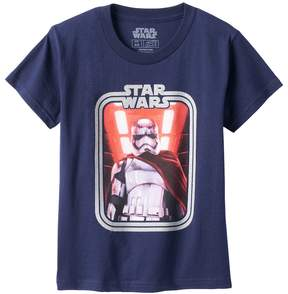 Star Wars Toddler Boy Episode VII The Force Awakens Captain Phasma Graphic Tee