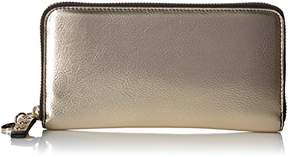 Armani Exchange A X Metallic Large Wallet Wallet