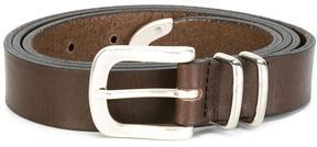 Eleventy silver-tone hardware belt