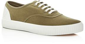 Fred Perry Men's Barson Canvas Lace Up Sneakers