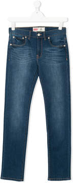 Levi's Kids Teen faded jeans