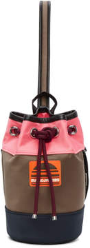 Marc Jacobs Pink Small Sport Sling Backpack