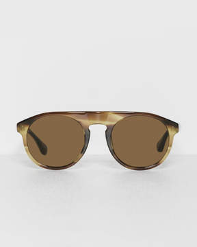 Dries Van Noten Swirl Horn Shade Sunglasses