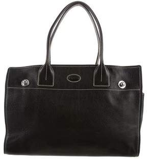 Tod's Pebbled Leather Tote