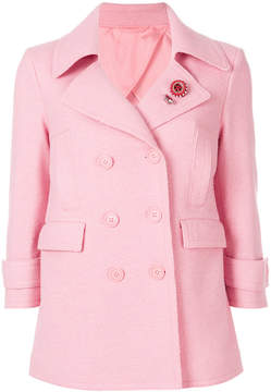 Ermanno Scervino double-breasted peacoat