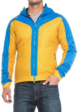 La Sportiva Pegasus 2.0 PrimaLoft® Hooded Jacket - Insulated (For Men)