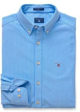 Gant Men's Light Blue Cotton Shirt.