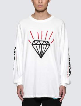 Diamond Supply Co. Gem L/S T-Shirt