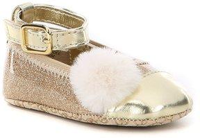 MICHAEL Michael Kors Baby Girls Lucy Ballerina Crib Shoes