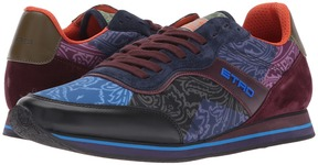 Etro Paisley Running Sneaker Men's Shoes