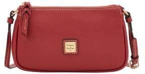 Dooney & Bourke Saffiano Lexi Crossbody Shoulder Bag - TERRACOTTA - STYLE