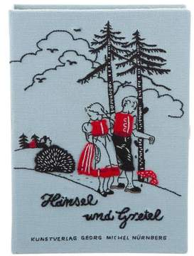 Olympia Le-Tan Hansel And Gretel Book Clutch