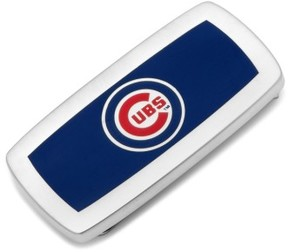 Cufflinks Inc. Men's Cufflinks, Inc. Chicago Cubs Money Clip - Blue