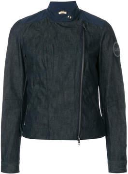Colmar two-tone biker jacket