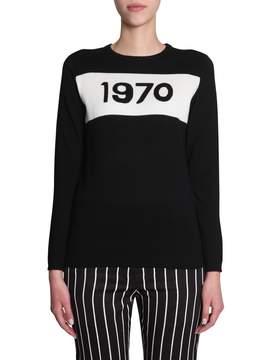 Bella Freud Sweater With 1970 Intarsia