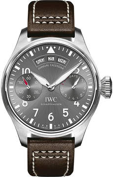 IWC IW502702 Pilot Spitfire stainless steel watch