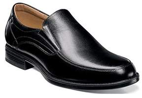 Florsheim Mens 12137-001-001 Leather Closed Toe Penny Loafer.