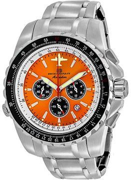 Oceanaut Aviador Pilot OC0116 Men's Stainless Steel Chronograph Watch