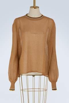 Forte Forte Lurex sweater