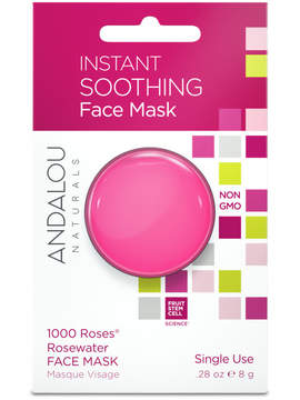 Andalou Naturals Soothing Facial Mask Pod by .28oz Mask)