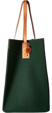 M Missoni Felt Bag Bags