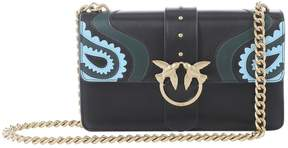 Pinko Leather clutch bag