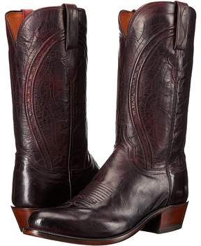 Lucchese Clint Cowboy Boots