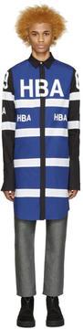 Hood by Air Tricolor Long 69 Jockey Shirt