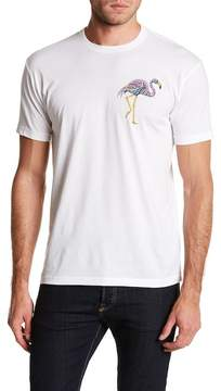 Riot Society Ornate Flamingo Tee
