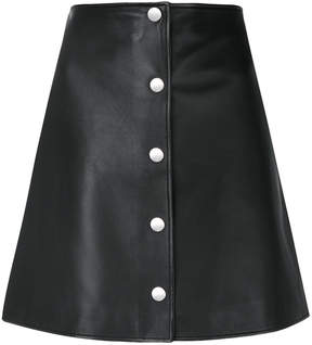 Courreges a-line skirt