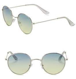 Steve Madden 51MM Round Sunglasses