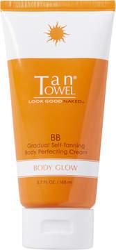 TanTowel Tan Towel Body Glow - BB Gradual Self Tanning Body Perfecting Cream