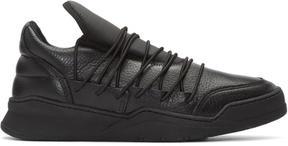 Filling Pieces Black Lee Sneakers