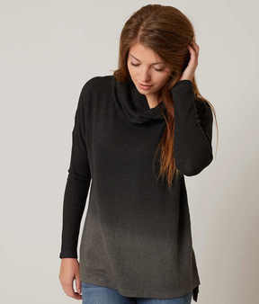 Daytrip Cowl Neck Thermal Top