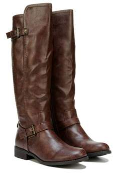 G by Guess Women's ggHansley Wide Calf Boot