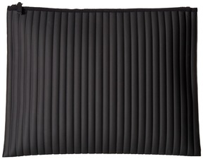 NO KA'OI - Striped Gummed Pouch Clutch Handbags