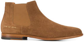Common Projects Chelsea style boots
